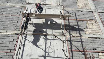 پروژه تقویت دیوار برشی_ قم