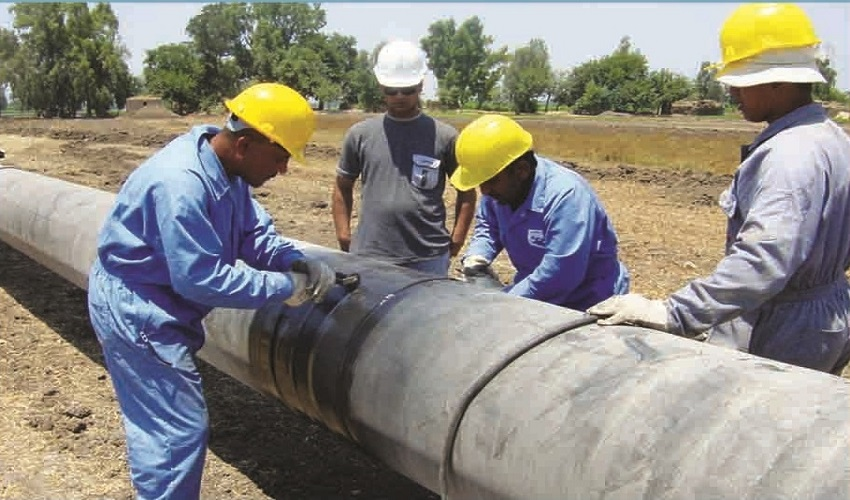Lining-Pipeline-Wrapping